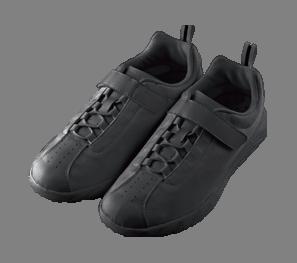 運動靴(ブラック)