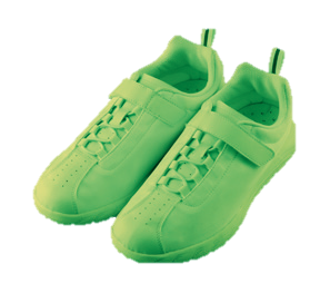 Active Shoes (Fluorescent Green)