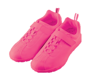 Active Shoes (Fluorescent Pink)