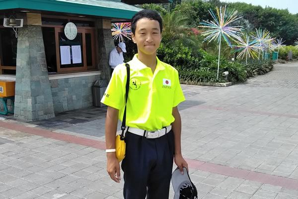小田祥平選手について