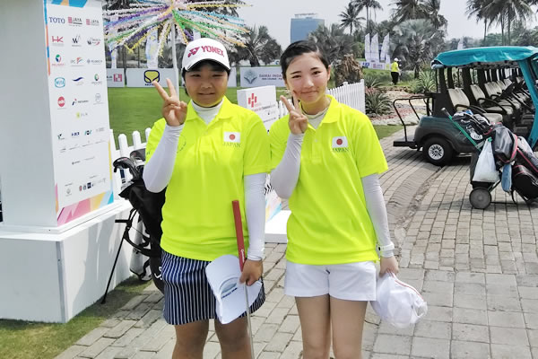 LAGT(Ladies Asian Golf Tour)様