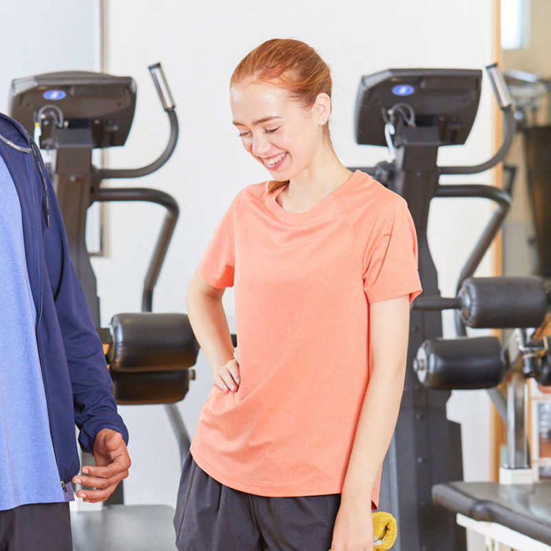 Women's Fitness Stretch T-Shirt