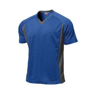 ベーシックサッカーシャツ